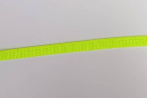 Fluo gele extra soepele paspelband