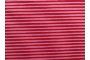 Strepen rood/roze