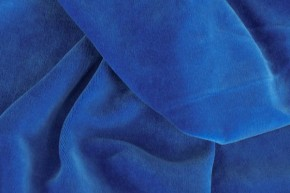 Nicky velours royal blue