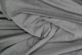 Effen tricot grijs coupon 30cm