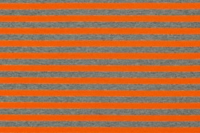 Neon orange stripes