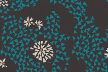 Dots blauw